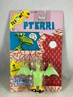 1988 Matchbox Pee-Wee's Playhouse PTERRI Figure Sealed on Card