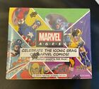 New, Sealed, Upper Deck UD Marvel Ages Hobby Box, Trading Cards 2020 2021