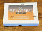 2016-17 Leaf Plates And Proofs Factory Sealed Hockey Hobby Box