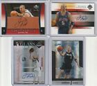 JASON KIDD UD ULTIMATE COLLECTION LIMITED SWEET SHOT ABSOLUTE AUTOGRAPH AUTO LOT