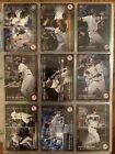 2016 Topps Now New York Yankees Run 37 Cards Judge Sanchez More