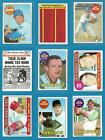 1969 Topps Baseball U Pick (1 to 588) (1)