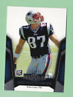 2010 Topps Unrivaled Football Rob Gronkowski Patriots Rookie # 803 999 Card 112
