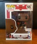 Funko Pop! NBA Chicago Bulls Michael Jordan #55 Fanatics Exclusive w Protector