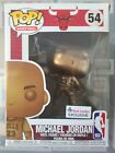 FUNKO POP! NBA BASKETBALL MICHAEL JORDAN BRONZE FOOTLOCKER EXCLUSIVE #54