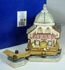 David Winter Cottages: Barnacle Theater, Seaside Boardwalk Limited Edition