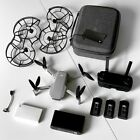 DJI Mavic Mini Drone Fly More Combo with propeller guards 3 x Battery Controller