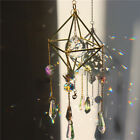 Crystal Suncatcher Prism Catcher Window Hanging Pendant Wedding Home Decoration