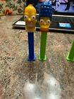 The Simpsons Vintage Pez Dispensers (Homer & Marge)