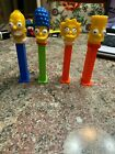 The Simpsons Vintage Pez Dispensers (Homer, Marge, Bart & Lisa)