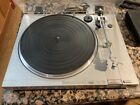 Sony PS LX2 Direct Drive Turntable System Record Player