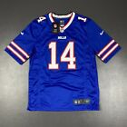 100% Authentic Buffalo Bills Stefon Diggs Nike Royal Game Player Jersey Size M