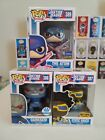 Funko Pop! DC Heroes Justice League (Darkseid, Static & The Atom) Exclusives