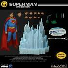 MEZCO ONE:12 COLLECTIVE Superman - 1978 Edition Christopher Reeve MIB Sealed