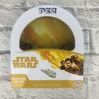 PEZ Candy Star Wars Han Solo Chewbacca Gift Tin And 4 Star Wars Solo Dispensers