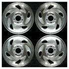 Set 1997 2000 Ford Expedition F150 F 150 OEM Machined Silver Wheels Rims 3196