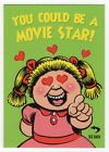 2018 Topps GPK Wacky Packages Valentine's Day Trading Cards 11