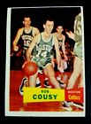 Bob Cousy Rookie Cards Guide and Checklist 9