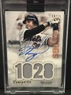 2019 Topps Luminaries MIKE PIAZZA Autograph Hit Kings Jersey Auto 10 15 Encased