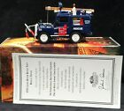 Matchbox 52 1952 Landrover Royal Navy Fire Engine and Rescue Support YYM35188