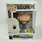 FUNKO POP AMERICAN HORROR STORY COVEN CORDELIA FOXX BLIND #171 HOT TOPIC OPENED