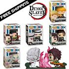 Funko Pop! Demon Slayer lot Commons+Anime moments+2 Exclusives PreOrder
