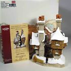 David Winter Cottages: Fagin's Hideout, The Oliver Twist Christmas Collection