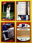 2002 Topps Traded and Rookies Baseball Cards 12