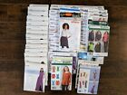 Sewing Pattern Lot 53 NEW Simplicity McCalls Size 12 22 Ladies FF Uncut No Dupes