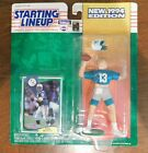 Dan Marino Miami Dolphins 1994 Starting Lineup Football -  New in package