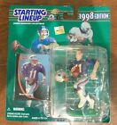 Drew Bledsoe New England Patriots 1998 Starting Lineup Football -  New