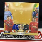2020-21 Topps Match Attax 101 Soccer UEFA Champions League Unopened Box 20 packs