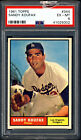 Sandy Koufax Named 2011 Topps Prime 9 Redemption #9 22