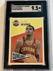 2012-13 Panini Past & Present #22 Kyrie Irving RC SGC 9.5 SP Player Variation