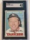 Comprehensive Guide to 1960s Mickey Mantle Cards 198