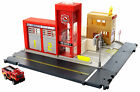 Matchbox Action Drivers Fire Station Rescue Playset with 164 Scale Firetruck