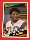 Eric Dickerson Cards, Rookie Card and Autographed Memorabilia Guide 13