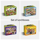 2020 Garbage Pail Kids Late To School Hobby Collector EMPTY Lunchbox LOT 4
