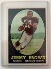 Jim Brown Football Cards, Rookie Cards and Autographed Memorabilia Guide 7