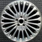 Ford Fusion Polished 18 inch OEM Wheel 2013 to 2016