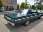 1966 Plymouth Belvedere 1966 Plymouth Belvedere Coupe Green RWD Automatic