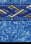 28ft beaded pool liner for above ground swimming pool