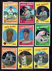 1959 Topps Football Cards 16