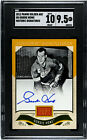 GRADED 2012 Panini Golden Age Gordie Howe AUTOGRAPH SGC MINT+ 9.5 Red Wings AUTO