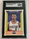Damian Lillard Rookie Cards Checklist and Gallery 34