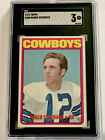 Top Roger Staubach Football Cards for All Budgets 19