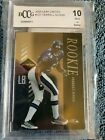 2003 Leaf Limited Terrell Suggs RC BCCG 10