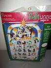 Applique FeltWORKS by Dimensions Nativity Advent Calendar 8149 New and Sealed