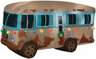 National Lampoons Christmas Vacation Inflatable Cousin Eddie Camper RV Scene