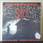 THE SHED Soundtrack LP Vinyl TEST PRESSING Record Ewing OST Horror d 24